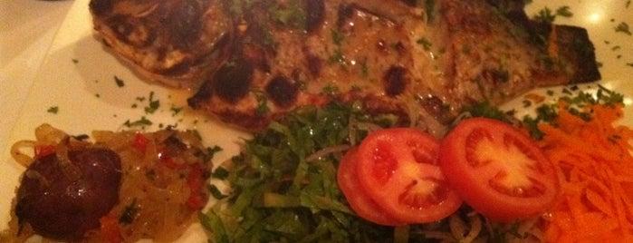 Lisa's Turkish Kitchen is one of สถานที่ที่บันทึกไว้ของ Emre.