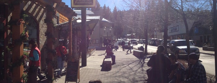 The Village at Big Bear is one of Big Bear Lake (Anti-Zombie Survival).