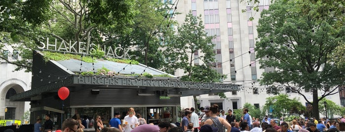 Shake Shack is one of America's Best Hot Dog Joints.