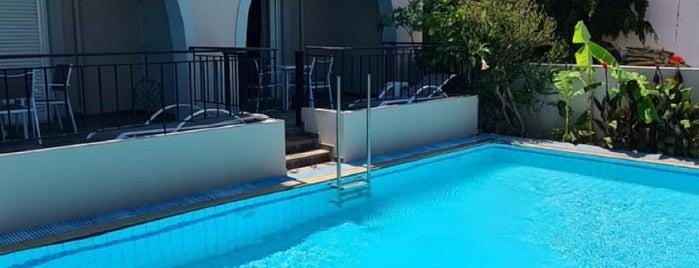 Peridis Resort is one of Locais curtidos por Janneke.