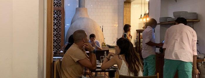 Sud, o pássaro verde Café is one of Rio, Brazil.