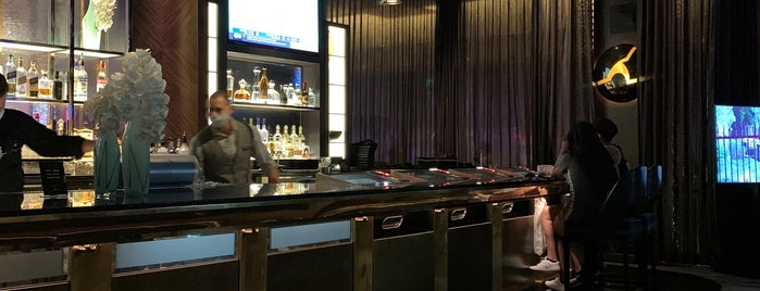 ALIBI Cocktail Lounge is one of Vegas 2015.
