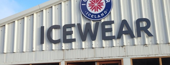 Icewear is one of Iceland.
