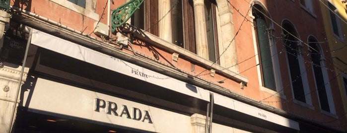 Prada is one of Venice.