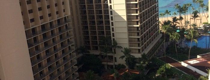 Hilton Hawaiian Village Waikiki Beach Resort is one of My Favorite Oahu.