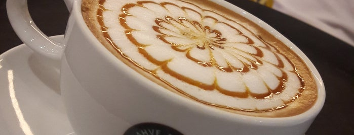Kahve Durağı is one of Locais curtidos por Erkan.