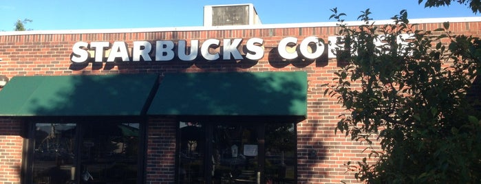 Starbucks is one of Eric 님이 좋아한 장소.