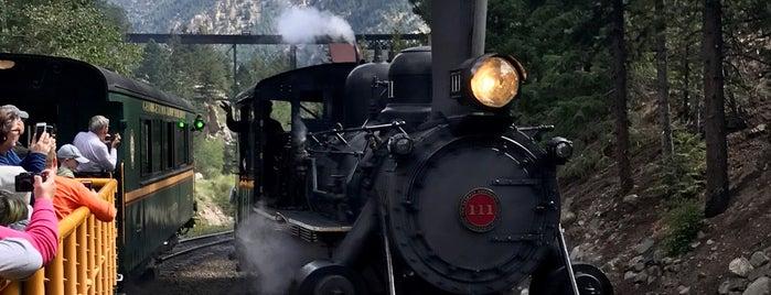 Georgetown Loop Railroad is one of Denver.