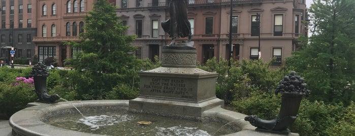 George Robert White Memorial is one of Posti che sono piaciuti a Carlin.