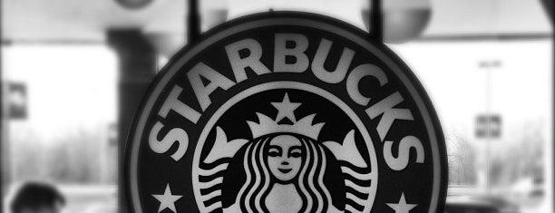Starbucks is one of Posti che sono piaciuti a Austin.