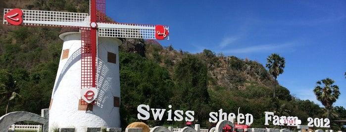 Swiss Sheep Farm is one of On the Hua Hin.