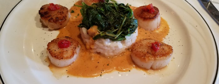 The Brentwood Restaurant & Wine Bistro is one of Best Places to Check out in United States Pt 1.