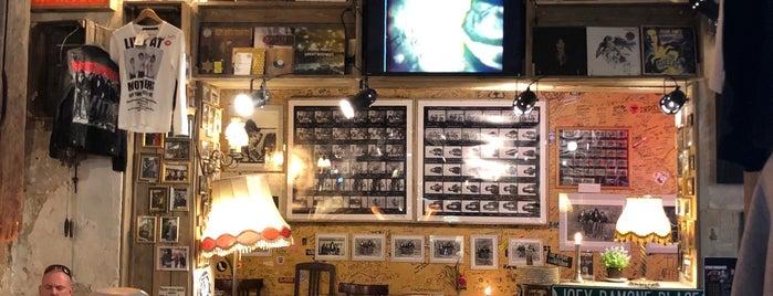 R.M.C.M Ramones Museum is one of Berlin Favorites 🤘😎.