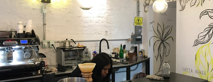 Vinyl Espresso Bar is one of Mexico City.