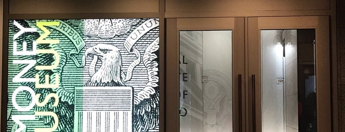 Chicago Federal Reserve Money Museum is one of Chitown 2019.