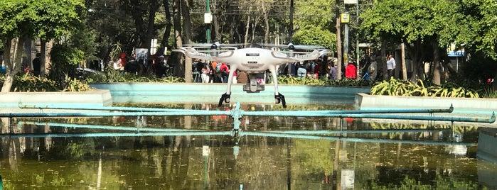 Parque Luis Cabrera is one of Entretenimiento CMDX.