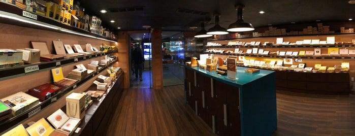 La Casa Del Habano Cigar Shop is one of T-Dot.
