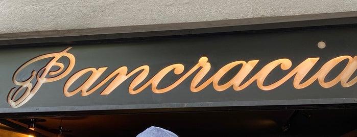 Pancracia Panadería is one of Por hacer DF.