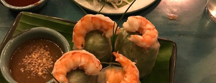 Kiin Thai-Viet Eatery is one of Domingo.