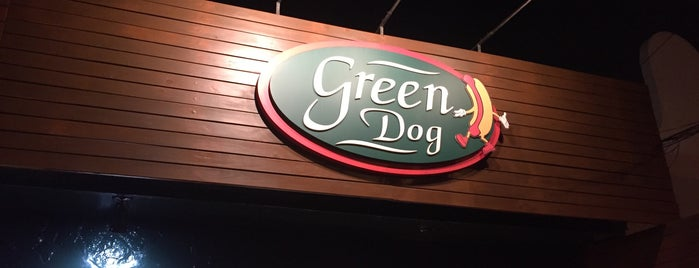 Green Dog is one of Lanches.