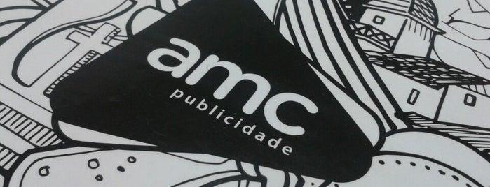 AMC Publicidade & FRAMME Produções is one of Lieux qui ont plu à Edgar.