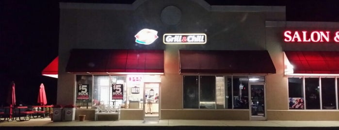 Dairy Queen Grill & Chill is one of Orte, die Justin gefallen.