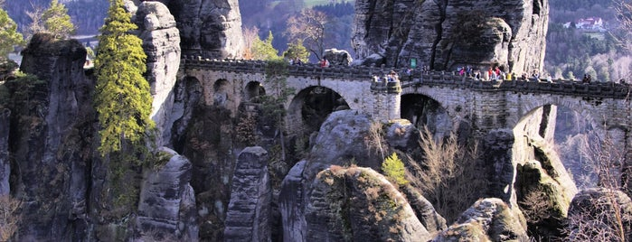 Bastei is one of Trip-Liste.
