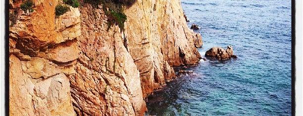 Cala Jonca is one of Playas de España: Cataluña.