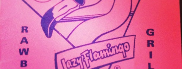 The Lazy Flamingo is one of Captiva/Sanibel: Let's Do This.