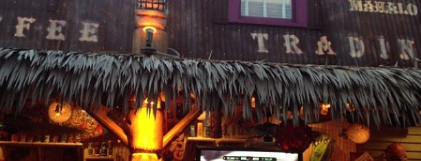 Kona Tiki Bar at Grind Gastropub is one of Shannon : понравившиеся места.