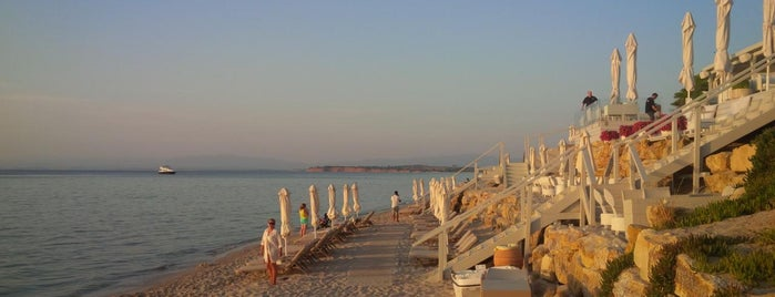 Bousoulas Beach is one of Chalkidiki.