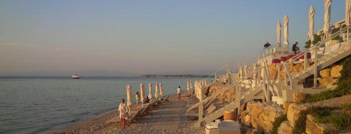 Bousoulas Beach is one of Selanik.