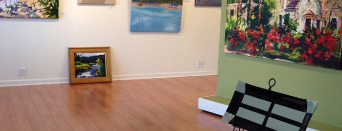 Nicole's Studio & Art Gallery is one of Raleigh Favorites II.