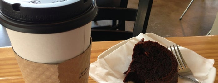 Sola Coffee Café is one of Raleigh Favorites.