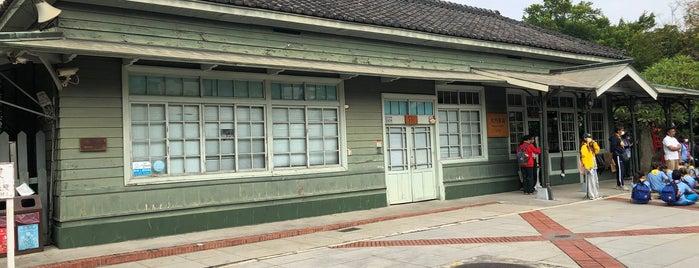 Peimen Station is one of Lieux qui ont plu à 高井.
