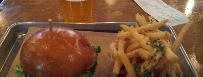 Chop House Burger is one of * Gr8 Burgers—Juicy 1s In The Dallas/Ft Worth Area.