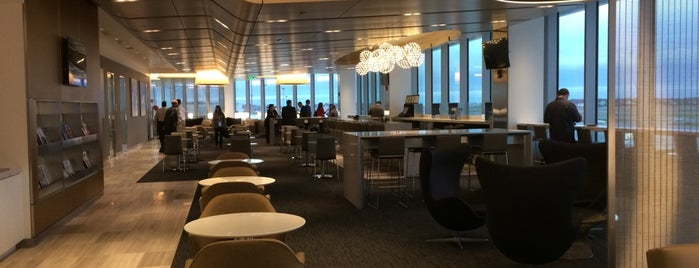 United Club is one of Orte, die Irene gefallen.