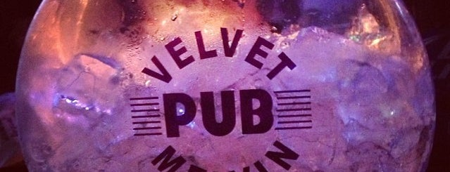 Velvet Melvin Pub is one of Best Nearby.