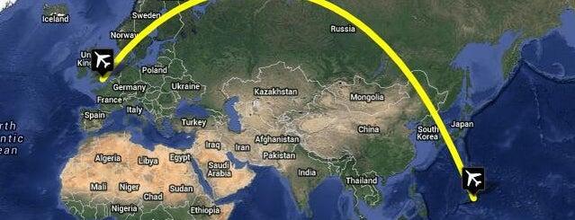 앤토니오 B. 원 팻 국제공항 (GUM) is one of Part 1~International Airports....