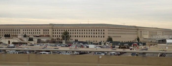 Pentagon Visitor Center is one of Tempat yang Disukai Micael Helias.