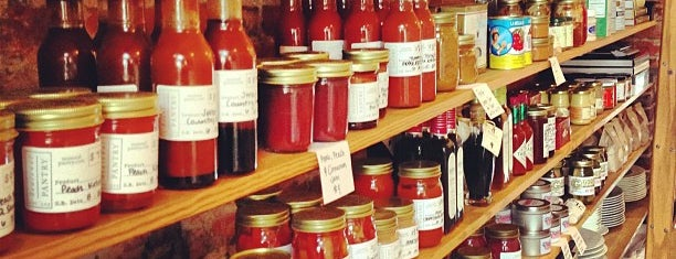 Seasonal Pantry is one of T+L's Definitive Guide to Washington D.C..