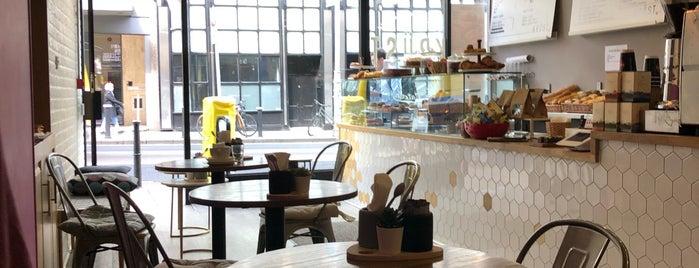 Krüst Bakery is one of لولو🥕'ın Beğendiği Mekanlar.