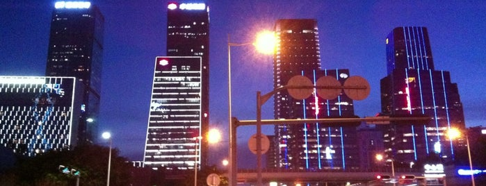 Central Walk is one of ShenzhennehznehS.