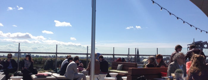 SkyLounge Amsterdam is one of Amsterdam favs.