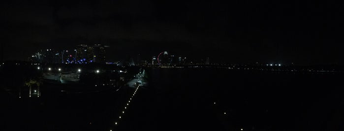 Marina Barrage is one of Wessさんのお気に入りスポット.