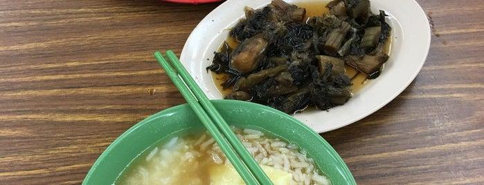 Lim Joo Hin Eating House (潮洲粥 Teochew Porridge) is one of Lugares favoritos de Wess.