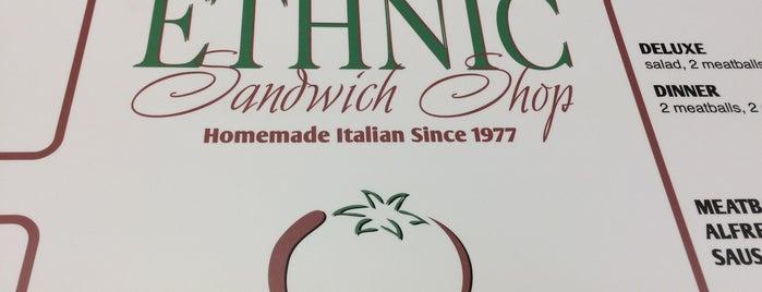 Ethnic Sandwich Shop is one of Gespeicherte Orte von Laura.