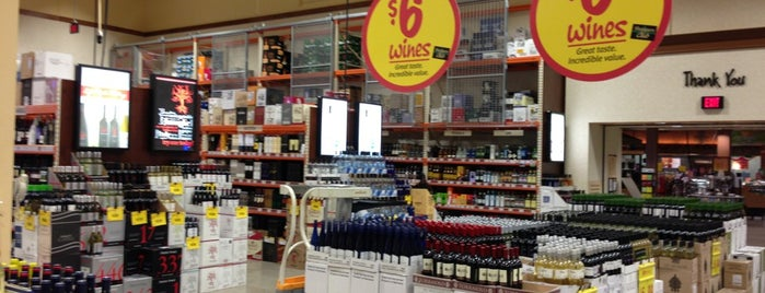 Wegmans Wine, Liquor & Beer is one of Favorites.