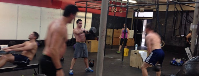Lincoln Park Crossfit is one of L/P.