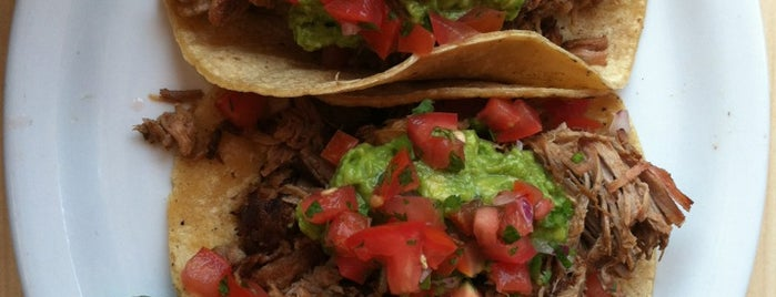 Carnitas' Snack Shack is one of America's Greatest Taco Spots.